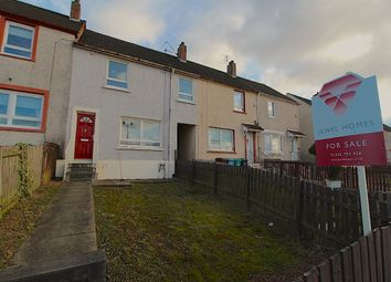 Thumbnail 3 bed terraced house for sale in Laggan Road, Airdrie, North Lanarkshire