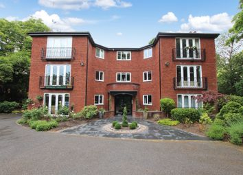 Thumbnail 2 bed flat for sale in Harrop Road, Hale, Altrincham