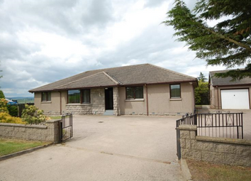 Thumbnail 4 bed bungalow to rent in Birchwood, Blackburn, Aberdeenshire, Ab