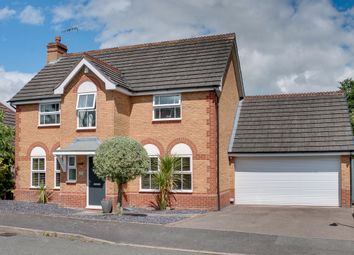 Thumbnail 4 bed detached house for sale in Harbours Close, The Forelands, Bromsgrove