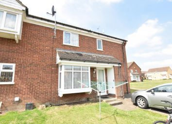 Thumbnail 2 bed terraced house to rent in Ryswick Road, Kempston, Bedford