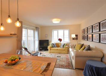 Thumbnail 2 bedroom flat for sale in Eden Road, Dunton Green, Sevenoaks