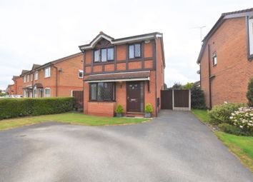 Thumbnail 3 bed detached house for sale in Boundary Lane, Saltney, Chester
