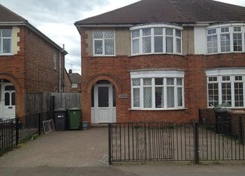 Thumbnail 3 bed semi-detached house for sale in Lincoln Road, Werrington, Peterborough