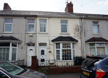 Thumbnail 2 bed terraced house for sale in Rogerstone, Newport