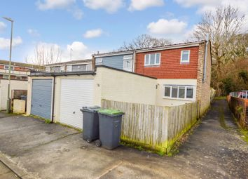 Thumbnail 3 bed terraced house to rent in Fulmer Walk, Cowplain, Waterlooville