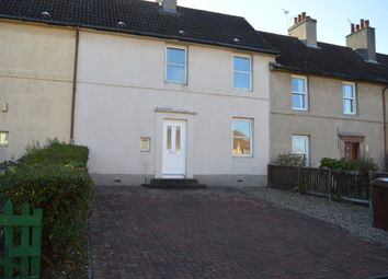 Thumbnail 3 bed terraced house to rent in Newton Crescent, Rosyth, Fife