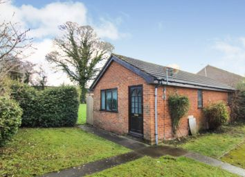 Thumbnail 1 bed detached bungalow for sale in Applewood Heights, West Felton, Oswestry