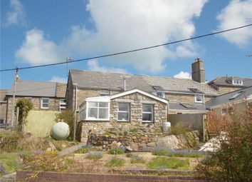 Thumbnail 3 bed semi-detached house for sale in Halsetown, St. Ives