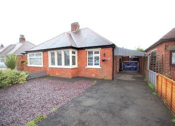 Thumbnail 2 bed semi-detached bungalow for sale in Midgeland Road, Blackpool, Lancashire