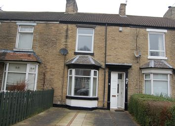 Thumbnail 3 bed terraced house for sale in Wesley Crescent, Shildon