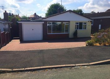 Thumbnail 3 bed detached bungalow for sale in School Road, Eccleshall, Stafford