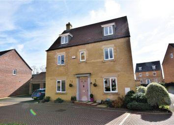 Thumbnail 5 bed detached house for sale in Cornflower Crescent, Barleythorpe, Oakham