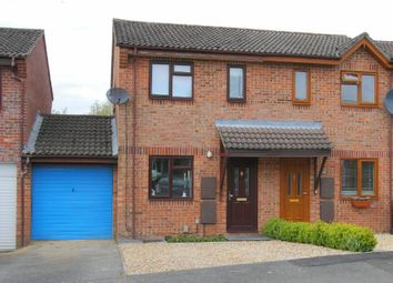 Thumbnail 2 bedroom semi-detached house for sale in Millstream Close, Andover