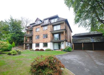 Thumbnail 3 bed flat for sale in Windsor Road, Lower Parkstone, Poole