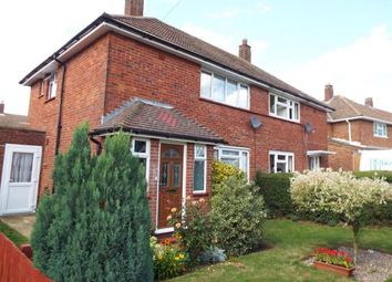 Thumbnail 2 bed semi-detached house for sale in Warbank Crescent, New Addington, Croydon