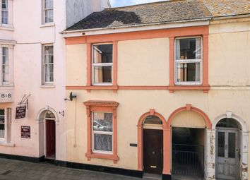 Thumbnail 3 bed terraced house for sale in Brunswick Street, Teignmouth