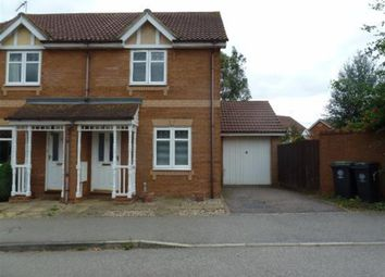 Thumbnail 4 bed detached house to rent in Thurston Drive, Kettering