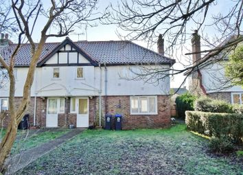 Thumbnail 3 bedroom end terrace house for sale in Carnegie Road, Broadwater, Worthing