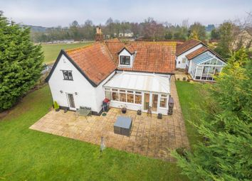 Thumbnail 4 bed detached house for sale in All Saints Road, Creeting St. Mary, Ipswich
