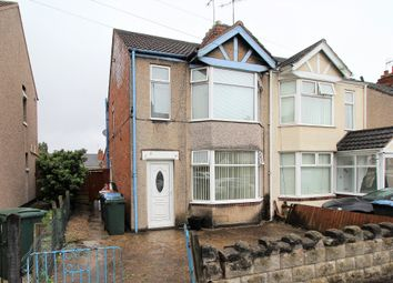 Thumbnail 2 bed semi-detached house to rent in Oakfield Road, Coventry
