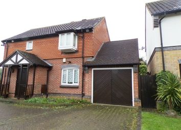 Thumbnail 4 bedroom detached house to rent in Fleming Gardens, Harold Wood, Romford