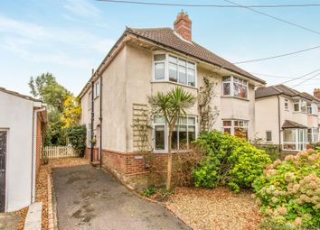 Thumbnail 3 bed semi-detached house for sale in Hound Road, Netley Abbey, Southampton