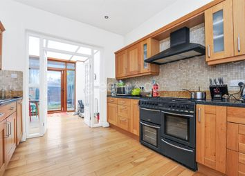 Thumbnail 4 bedroom terraced house to rent in Priory Avenue, Crouch End, London