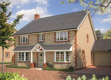 "Thumbnail 5 bed detached house for sale in ""The Winchester"" at Coxwell Road, Faringdon"