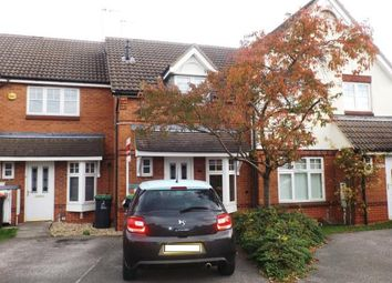 Thumbnail 2 bed terraced house for sale in Sheridan Way, Hucknall, Nottingham, Nottinghamshire