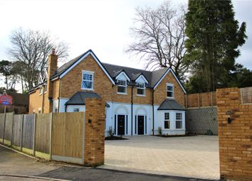 4 bed semi-detached house for sale in 12A Calvin Close, Camberley, Surrey GU15