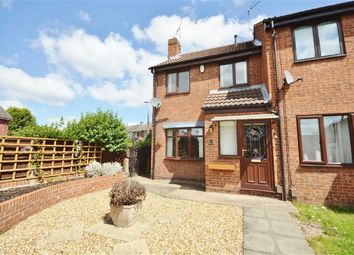Thumbnail 2 bedroom end terrace house for sale in The Hollins, Calverton, Nottingham
