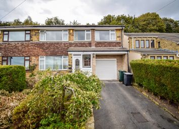 Thumbnail 4 bed semi-detached house for sale in High Street, Thornhill, Dewsbury