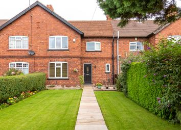 Thumbnail 3 bed terraced house for sale in Barlby Crescent, Barlby, Selby