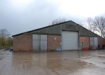 Thumbnail Industrial to let in Main Road, Skegness