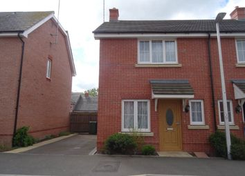 Thumbnail Semi-detached house to rent in Manders Croft, Southam