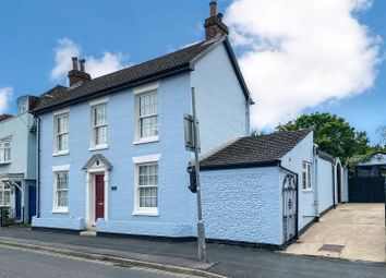 Thumbnail 3 bed detached house for sale in Castle Street, Portchester, Fareham