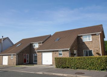 4 bed detached house for sale in Priory Oak, Brackla, Bridgend . CF31