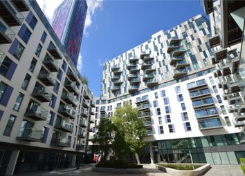 Thumbnail 2 bed flat to rent in Waterhouse Apartments, 3 Saffron Central Square, Croydon