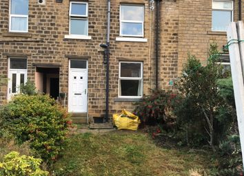 Thumbnail 1 bedroom terraced house to rent in Blackhouse Road, Fartown, Huddersfield