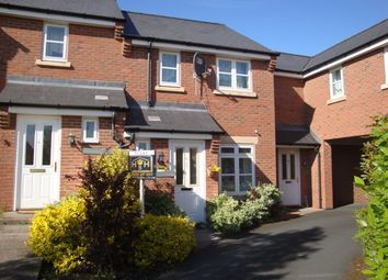 Thumbnail 2 bed town house to rent in Beddow Close, Shrewsbury