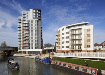 Thumbnail 1 bed flat to rent in Fairbanks Court, Atlip Road, Wembley Middlesex