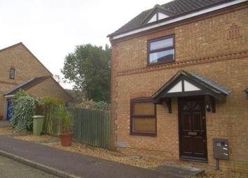 Thumbnail 1 bed semi-detached house to rent in Lockton Court, Emerson Valley, Milton Keyes