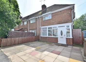 Thumbnail 2 bed end terrace house for sale in Wicklow Drive, Humberstone, Leicester