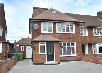 Thumbnail 4 bedroom end terrace house for sale in Leggatts Rise, Watford