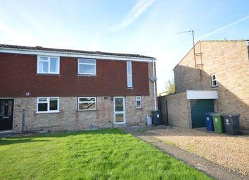 Thumbnail 3 bedroom property to rent in Narrow Lane, Histon, Cambridge