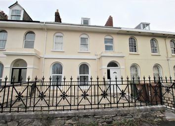 Thumbnail 1 bed flat to rent in Caroline Place, Stonehouse, Plymouth, Devon