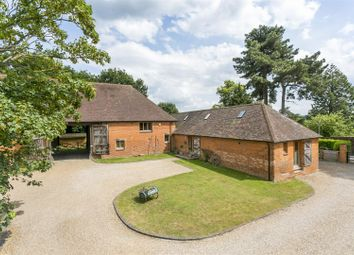 Thumbnail 5 bed barn conversion for sale in High Street, Aylesford