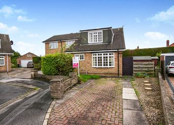 Thumbnail 5 bedroom detached house for sale in Witham Drive, Huntington, York