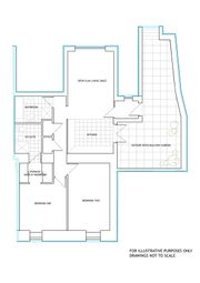 Thumbnail 2 bed flat for sale in Riverside Road, Kirkfieldbank, Clyde Valley